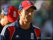 England one-day captain Paul Collingwood