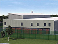 Studsvik nuclear recycling facility design