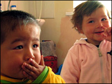 Syatt and Ruslana in Shymkent