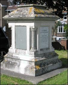 Fuller Pilch memorial