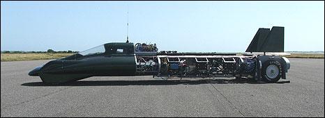 The steam car