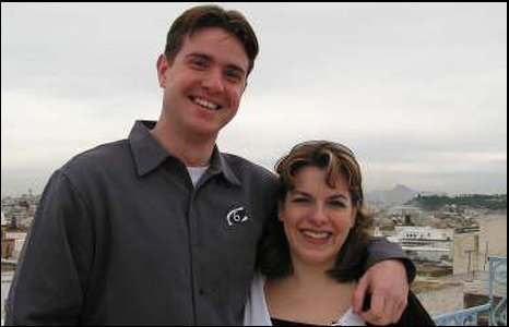 Neil and Rachel Entwistle