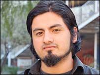 Rodrigo Landabur, 27 a�os, estudiante de Sicolog�a de la Universidad de Chile
