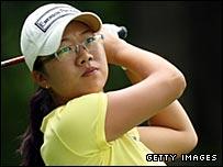 South Korea's Ji-Young Oh