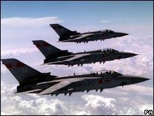 Tornado planes