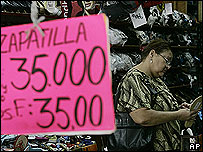 Tienda en Venezuela