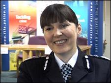 Chief Constable Norma Graham