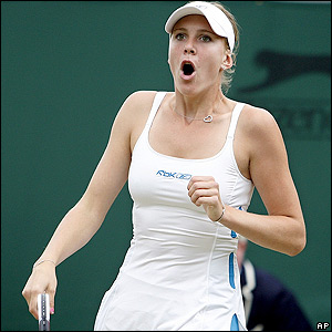 Vaidisova books her place in the fourth round