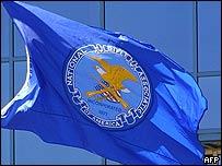 Bandera de la Asociaci�n Nacional del Rifle