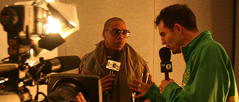 Jay-Z and Westwood