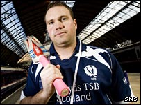 Scotland captain Ryan Watson
