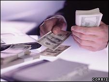 US dollars - generic file photo