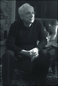 Frank Gehry  Foto: Peter Eric Arnell, cortesía de la Fondazione La Biennale di Venezia