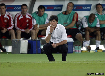 German boss Joachim Low