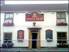 The White Bear, Epworth [picture by Amanda Thomson]