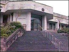 Newport crown court