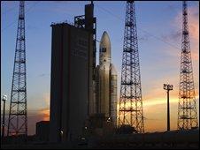 Ariane rocket (Esa)