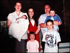 McElhill family