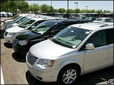 Chrysler minivans for sale