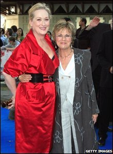 Meryl Streep and Julie Walters