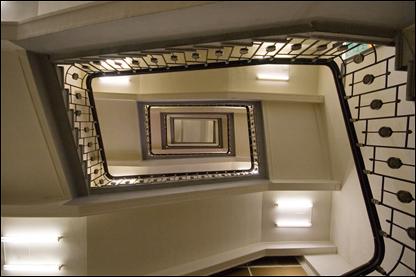 Лестница. Фото: Алексей Юшенков