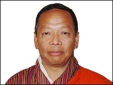 Speaker Nima Tshering