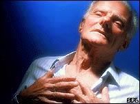 Paciente con infarto