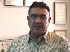 Brigadier <b>Rashid Malik</b>, Security 2000 - _44795967_rashid226bbc
