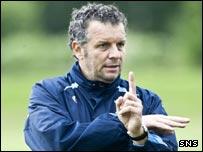 New Livingston manager Roberto Landi