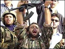 Hezbollah guerrillas