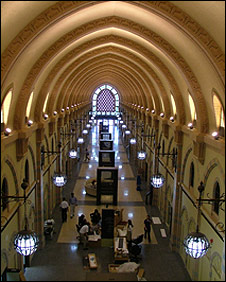 Islamic Museum interior (Photograph: Richard Duebel)