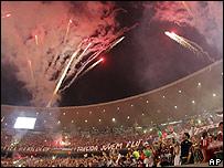 Estadio Maracaná el 2 de julio