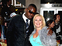 Ben Ofoedu and Vanessa Feltz 