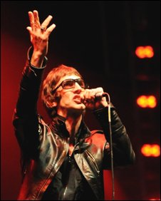The Verve's Richard Ashcroft