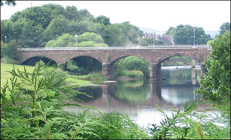 Queen of the South Viaduct, Dumfries