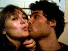 Mary Bertez with Laurent Bonomo
