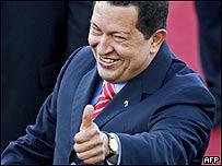 Hugo Ch�vez, AFP