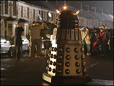 Dalek from Doctor Who