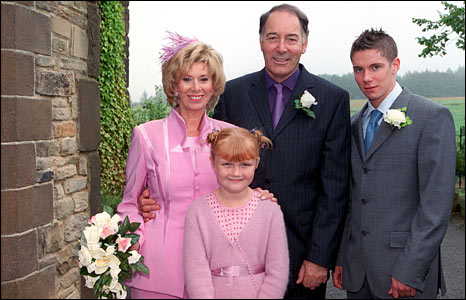 Jack Sugden marries Diane Blackstock in 2004