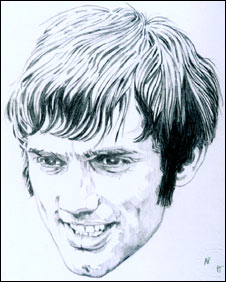 George Best by Paul Trevillion