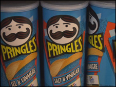 Peace equality and pringles for all