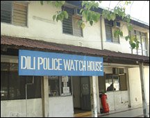 Dili police station
