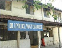 Dili police station