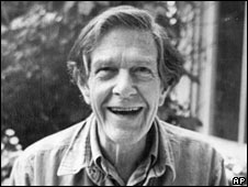 Composer John Cage. File photo