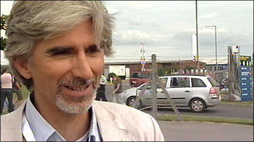 British Racing Drivers' Club president and Silverstone chief Damon Hill
