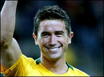 Harry Kewell had an injury-troubled time at Liverpool