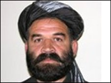 Assassinated Afghan MP Habibullah Jan