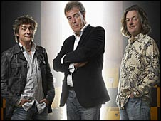Richard Hammond, Jeremy Clarkson and James May
