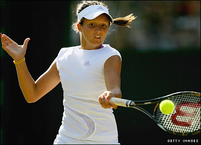 Laura Robson 