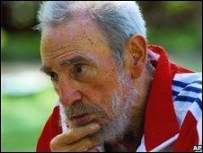 Fidel Castro (June 08)